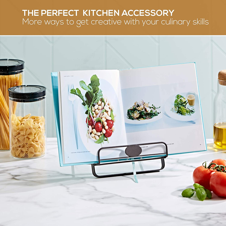 Cookbook Holder Stand