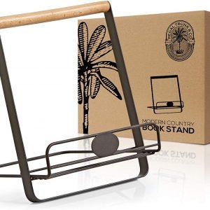 Metal Cookbook Holder Stand